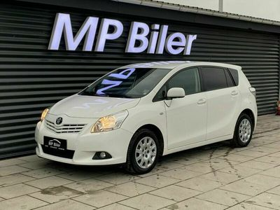 brugt Toyota Verso 1,8 T3+ 7prs