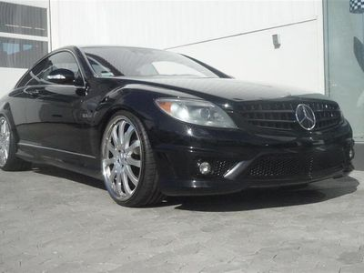 used Mercedes CL63 AMG AMG 6,2 525HK 2d 7g Aut.