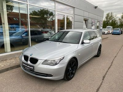 brugt BMW 520 d 2,0 Touring Steptr.