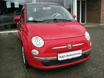 brugt Fiat 500C LOUNGE