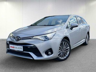 brugt Toyota Avensis Touring Sports 1,8 VVT-I T2 Premium Multidr S 147HK Stc 6g