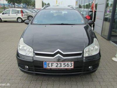 brugt Citroën C5 Weekend 1,6 HDI Prestige 110HK Stc
