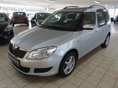 second-hand Skoda Roomster 1,2 TSI Ambition DSG 105HK 7g Aut.