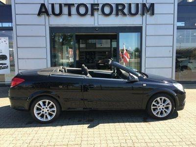 brugt Opel Astra Cabriolet 1,8 16V Enjoy TwinTop aut.