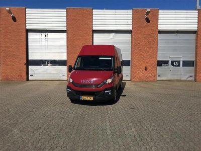 brugt Iveco Daily 35S18 12m3 3,0 D 180HK Van 8g Aut.