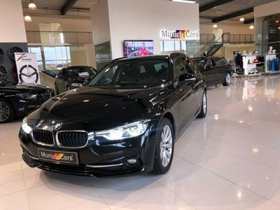 gebraucht BMW 318 d 2,0 Touring aut.