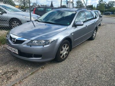 brugt Mazda 6 2,0 Touring stc.