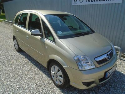 brugt Opel Meriva 1,6 16V Limited 105HK