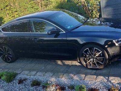 used Audi A5 Sportback 2.0 TDI 177 HK 4-DØRS