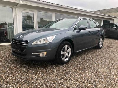 brugt Peugeot 508 SW 1,6 HDI Active 114HK Stc