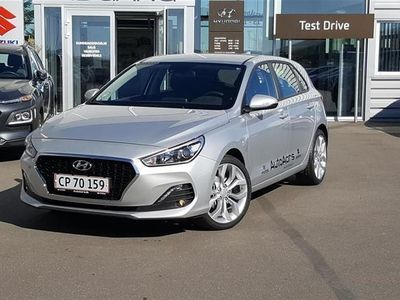 brugt Hyundai i30 1,0 T-GDI Life 120HK 5d 6g