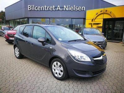 brugt Opel Meriva 1,4 Turbo Enjoy Start/Stop 120HK