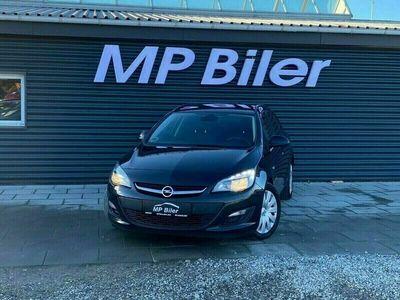 brugt Opel Astra 7 CDTi 110 Enjoy ST eco