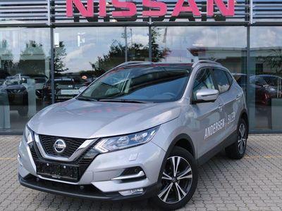 brugt Nissan Qashqai 1,5 DCi N-Connecta 115HK 5d 6g
