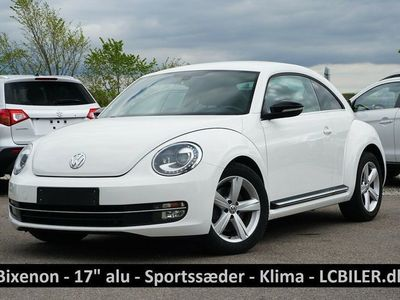 brugt VW Beetle The1,4 TSi 160 Sport