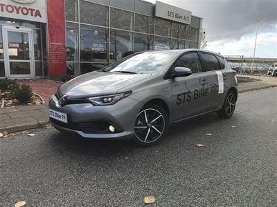 used Toyota Auris Hybrid 1,8 B/EL Selected 136HK 5d Aut.