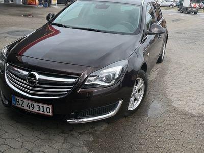 brugt Opel Insignia 2.0 140 HK Eco