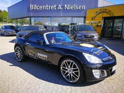 brugt Opel GT 2,0 Turbo 264HK Cabr.