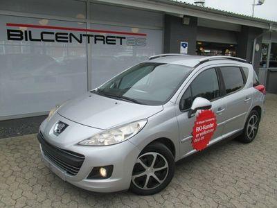 brugt Peugeot 207 1,6 HDi 92 Comfort+ SW
