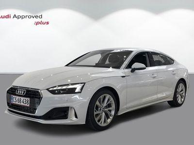 brugt Audi A5 Sportback 40 TFSi Advanced+ S-tr.