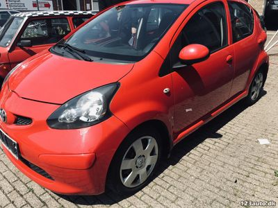 second-hand Toyota Aygo 1,4 D Plus