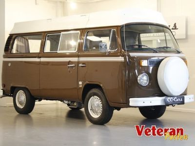 used VW T2 Camper