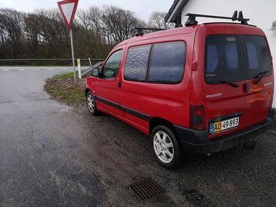 usado Peugeot Partner 1,9