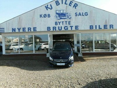 brugt Mercedes B220 d 2,2 AMG Line aut.