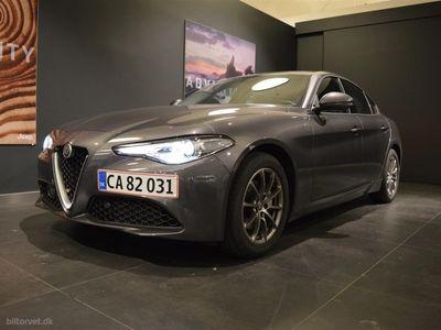käytetty Alfa Romeo Giulia 2,0 Turbo Edizione 200HK 8g Aut.
