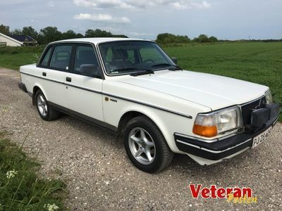 used Volvo 240 GL