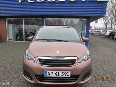 brugt Peugeot 108 1,0 e-Vti Active Top! 69HK 5d