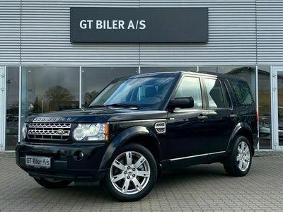 brugt Land Rover Discovery 4 3,0 TDV6 HSE aut.