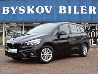 used BMW 218 Gran Tourer d 2,0 Advantage 7prs