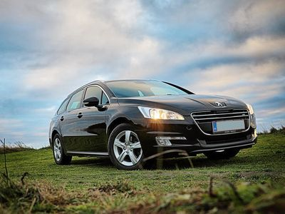 usado Peugeot 508 1,6 e-HDi SW Active, 6-Gear, Navigation