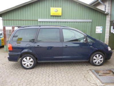 brugt VW Sharan 1,9 TDI Comfortline 115HK 6g