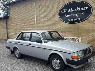 brugt Volvo 240 200 SerieDL 4 dørs