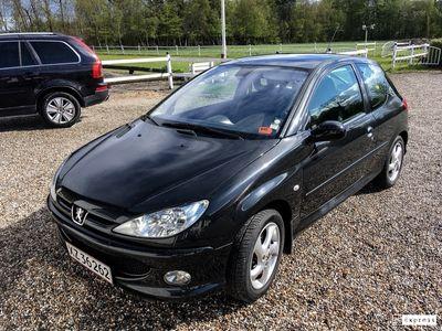 usata Peugeot 206 1.6 109 HK S
