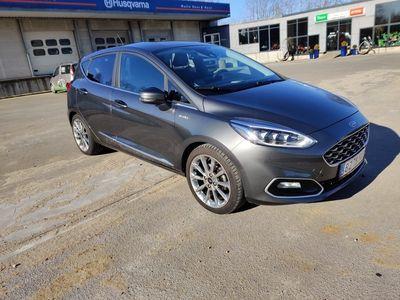 brugt Ford Fiesta 1.0 140 HK Vignale