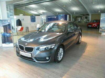 brugt BMW 218 i 1,5 Coupé aut.