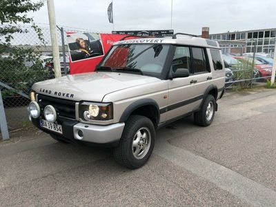 brugt Land Rover Discovery 2,5 Td5