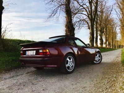 brugt Porsche 944 2,5 163HK 2d