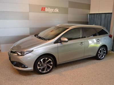 brugt Toyota Auris Touring Sports 1,2 Turbo T2 Style TSS 115HK Stc