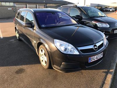 brugt Opel Vectra 2,2 Direct Limited 155HK 6g