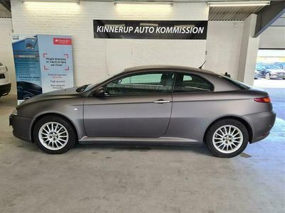 brugt Alfa Romeo GT 2,0 JTS 165HK 3d