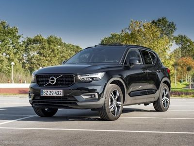 second-hand Volvo XC40 2,0 D4 R-design AWD 190HK 5d 8g Aut.