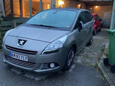 brugt Peugeot 5008 1,6 HDI 112HK
