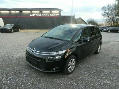 brugt Citroën Grand C4 Picasso 1,6 BlueHDi 120 Attraction