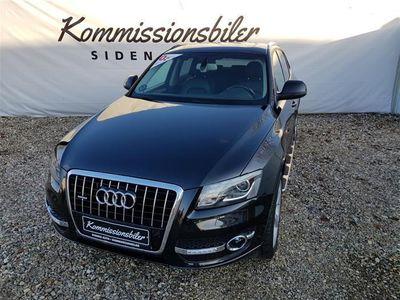 brugt Audi Q5 2,0 TDI Quat S Tron 170HK 5d 6g Aut.