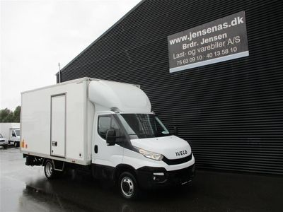 brugt Iveco Daily 35S17/HD ALUKASSE/LIFT 3,0 D 170HK Ladv./Chas. 2014