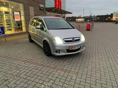used Opel Meriva 1,6 OPC Turbo